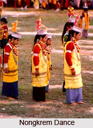 Nongkrem Dance, Indian Tribal Dance