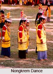 Nongkrem Dance, Indian Tribal Dance
