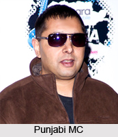 Punjabi MC, Indian Pop Singer
