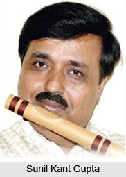Sunil Kant Gupta, Indian Flautist