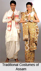 Costumes of Assam