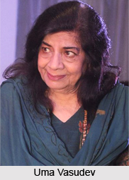 Uma Vasudev, Indian Women Writer