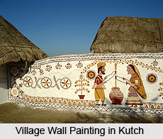 Paintings in Indian Villages