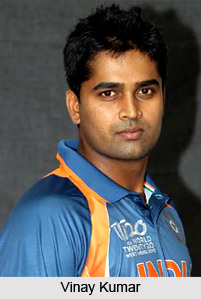 Vinay Kumar, Indian Cricket Player