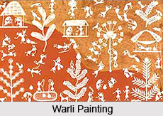 Influences on Indian Tribal Art