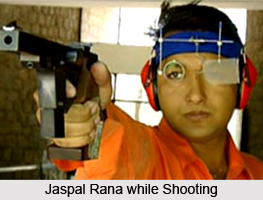 Jaspal Rana, Indian Shooter