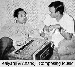 Kalyanji Anandji, Indian Music Director