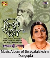 Swagatalakshmi Dasgupta, Rabindra Sangeet Singer