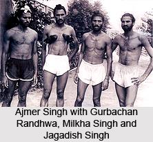 Ajmer Singh, Indian Athlete