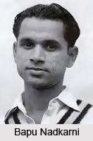 Bapu Nadkarni, Indian Cricket Player