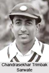 Chandrasekhar Trimbak Sarwate, Indian Cricket Player