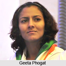 Geeta Phogat, Indian Wrestler