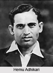 Hemu Adhikari, Indian Cricket Player