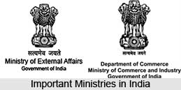 Indian Ministries