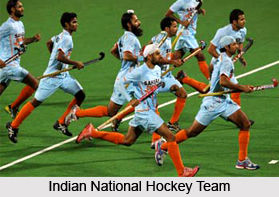 Indian National Hockey Team