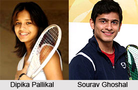 Indian Squash Players