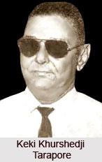 Keki Khurshedji Tarapore, Indian Cricket Player