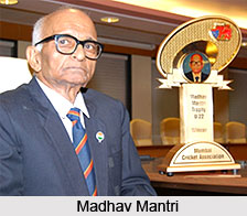 Madhav Mantri, Former Indian Cricket Player