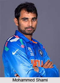 Mohammed Shami, Indian Cricket Player