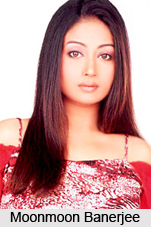 Moonmoon Banerjee , Indian TV Actress