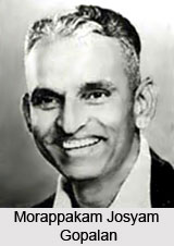 Morappakam Josyam Gopalan, Indian Cricket Player