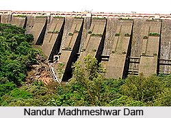 Nandur Madhmeshwar Dam, Maharashtra