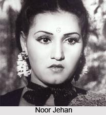 Noor Jehan, Indian Musician
