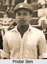 Probir Kumar Sen, Indian Cricket Player