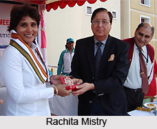 Rachita Mistry, Indian Athlete
