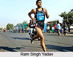 Ram Singh Yadav, Indian Athlete