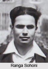 Ranga Sohoni, Indian Cricket Player