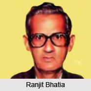 Ranjit Bhatia, Indian Athlete