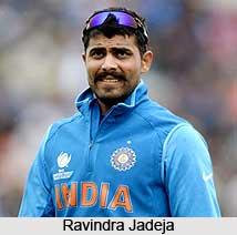 Ravindra Jadeja, Indian Cricket Player