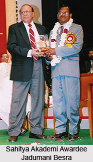 Sahitya Akademi Awards in Santhali