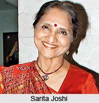 Sarita Joshi, Indian TV Actress