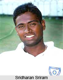 Sridharan Sriram, Former Indian Cricket Player