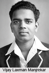 Vijay Laxman Manjrekar, Indian Cricket Player