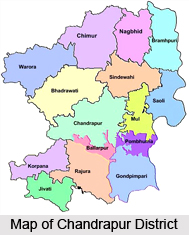 Chandrapur District, Maharashtra