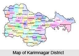 Geography of Karimnagar District