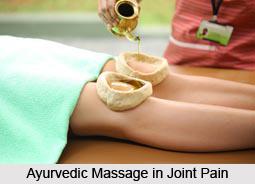 Ayurvedic Massasge in Joint Pain