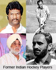 Indian Hockey Players