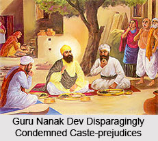 Early Life of Guru Nanak, Indian Saint