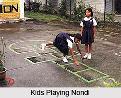 Nondi, Indian Traditional Game
