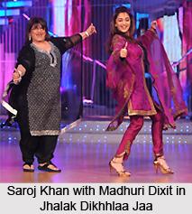 Saroj Khan, Indian Choreographer