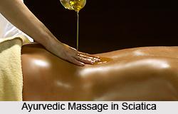 Ayurvedic Massage in Sciatica