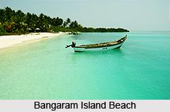 Bangaram Island Beach