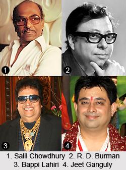Bengali Music Directors, Bengali Cinema