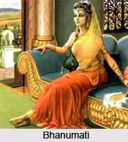 Bhanumati, Wife Of Duryadhana