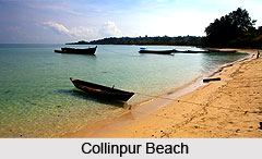 Collinpur Beach, Andaman and Nicobar Islands