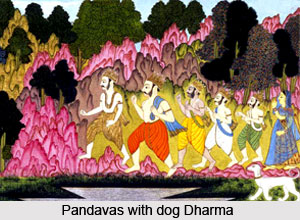 End of Pandavas